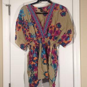 Women's Sz 10 H&M Blouse